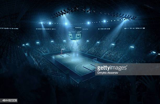 basketball arena - scoring stock pictures, royalty-free photos & images