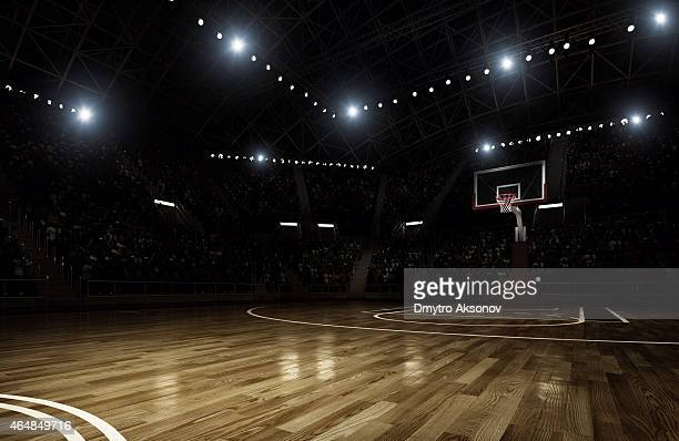 basketball arena - basketball stock-fotos und bilder