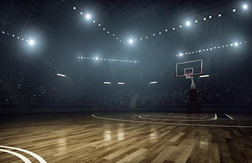 Basketball arena 467743832