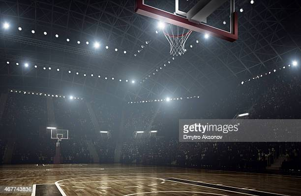 basketball arena - basketball stadium stock photos and pictures