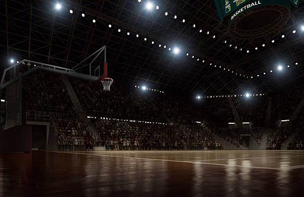 Free basketball court images pictures and royalty free for Free inside basketball courts