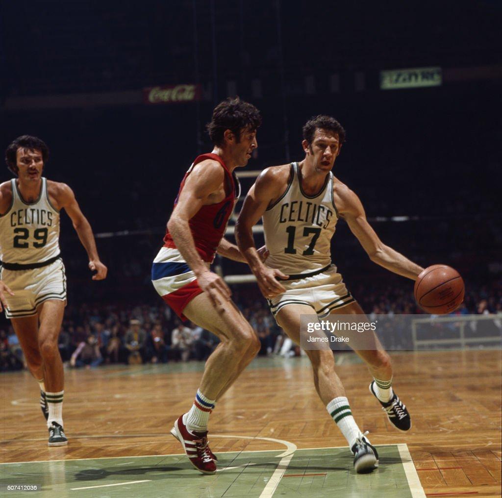 Boston Celtics vs Baltimore Bullets Pictures | Getty Images