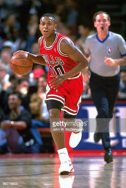 Bulls B. J. Armstrong ストック...