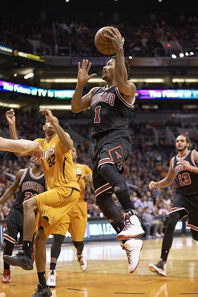 5742ef78dab6 Phoenix Suns vs Chicago Bulls Pictures