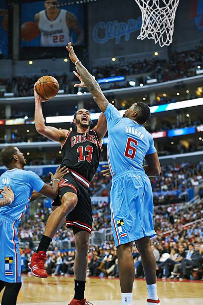 106386c0544b Los Angeles Clippers vs Chicago Bulls Pictures