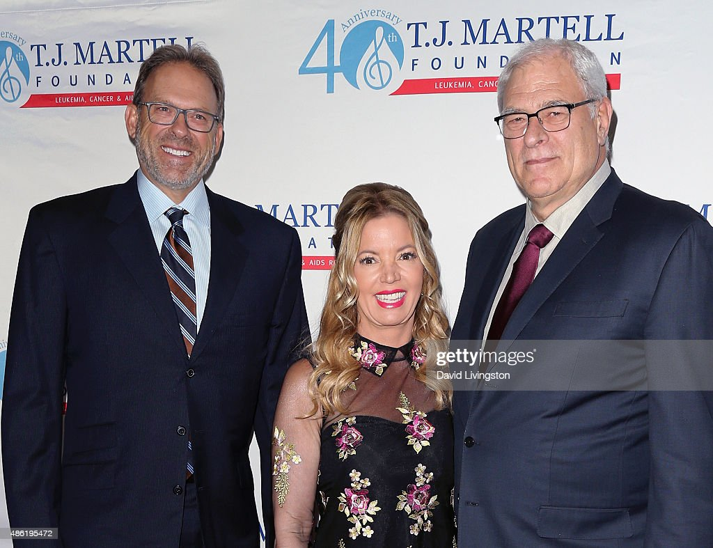 T.J. Martell Foundation's Spirit Of Excellence Awards : News Photo