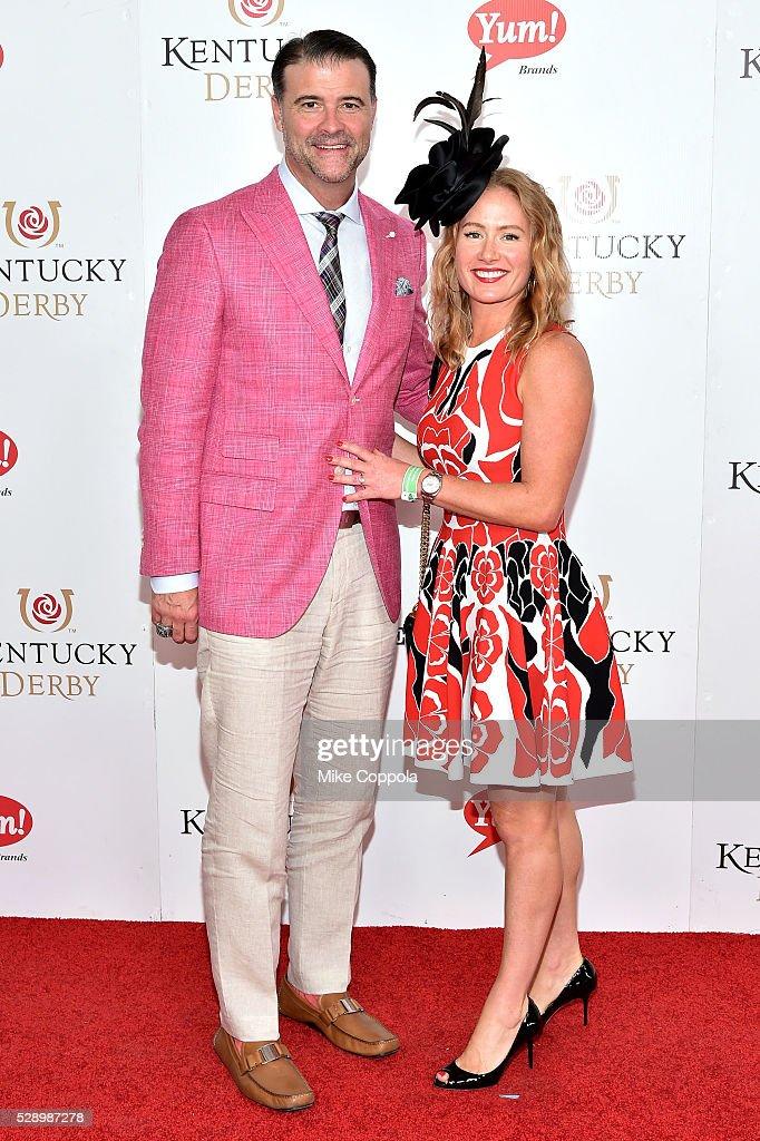 142nd Kentucky Derby - Red Carpet : News Photo