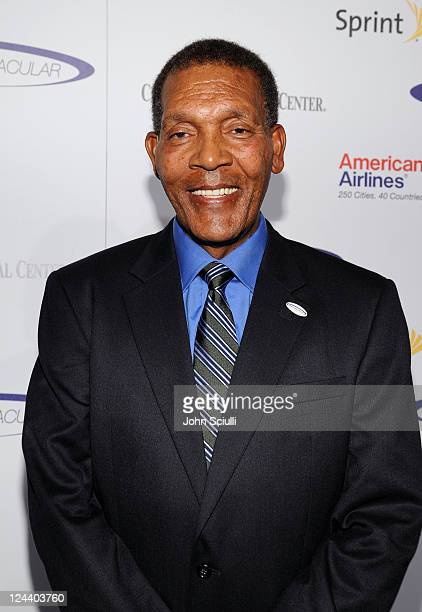 Basketball coach Mike Davis arrives at the 2011 Cedars Sinai Sports Spectacular at Hyatt Regency Century Plaza on May 22 2011 in Beverly Hills...