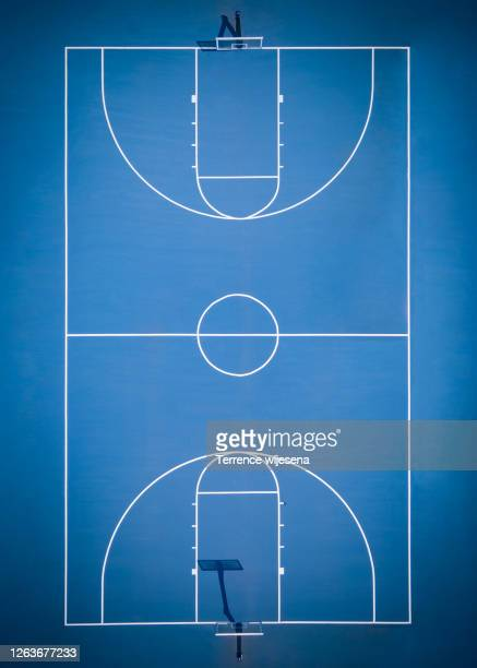 basketball court - jersey city stock pictures, royalty-free photos & images