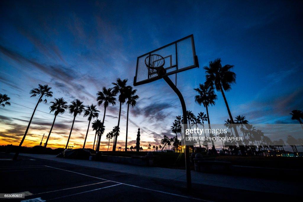 Basketplan : Bildbanksbilder