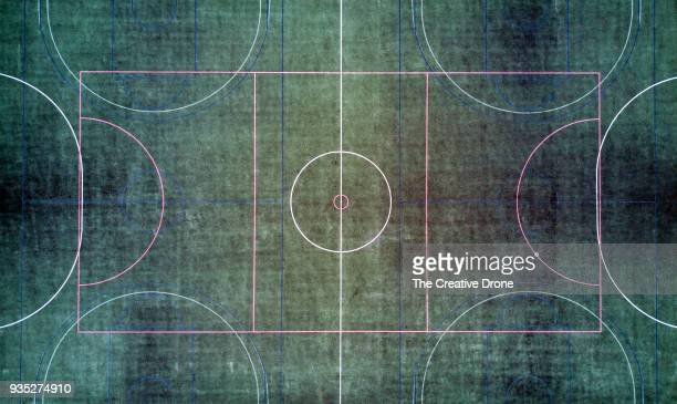 basketball court - london court stock pictures, royalty-free photos & images