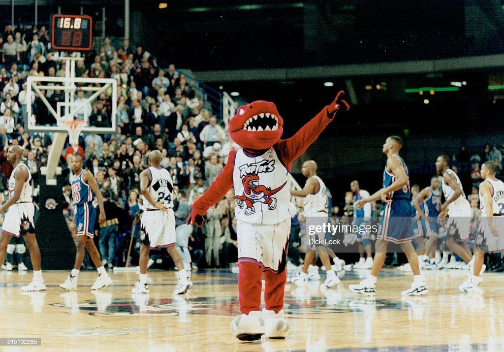 Basketball - Crests or Logos - Raptors... : News Photo