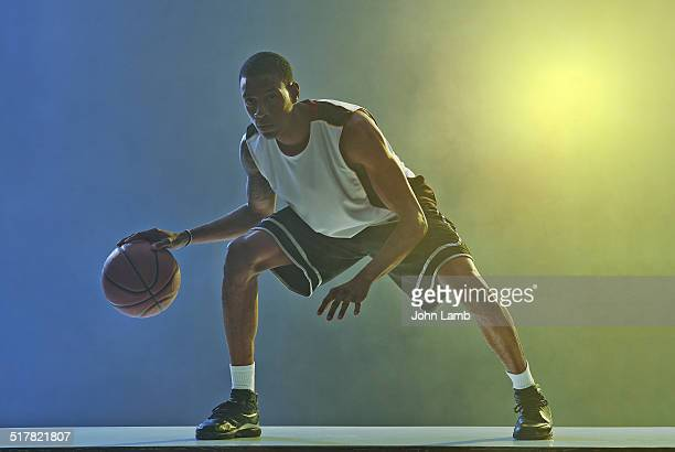 basketball dribble - expertise stock pictures, royalty-free photos & images