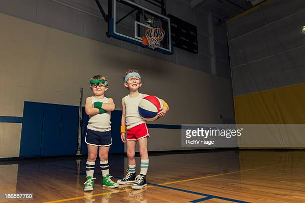 Basketball Duo