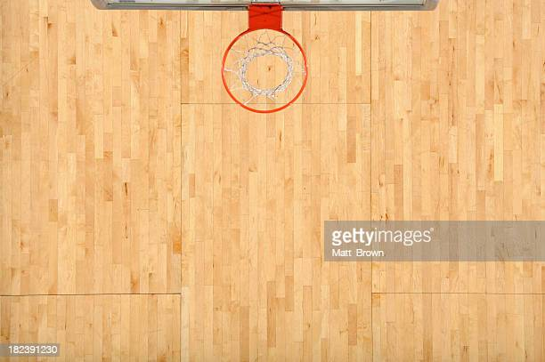Piso de baloncesto