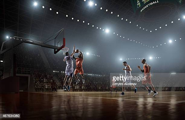 basketball game - leisure games stock pictures, royalty-free photos & images
