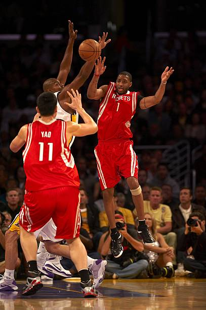 8a89898a6020 Los Angeles Lakers vs Houston Rockets Pictures