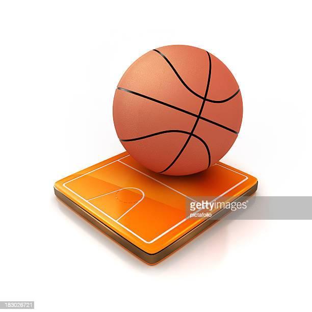 basketball-Ikone