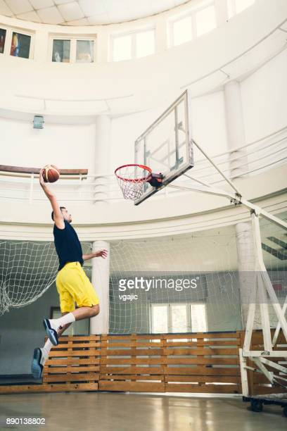 Basketball Indoors Friends Wide Actions