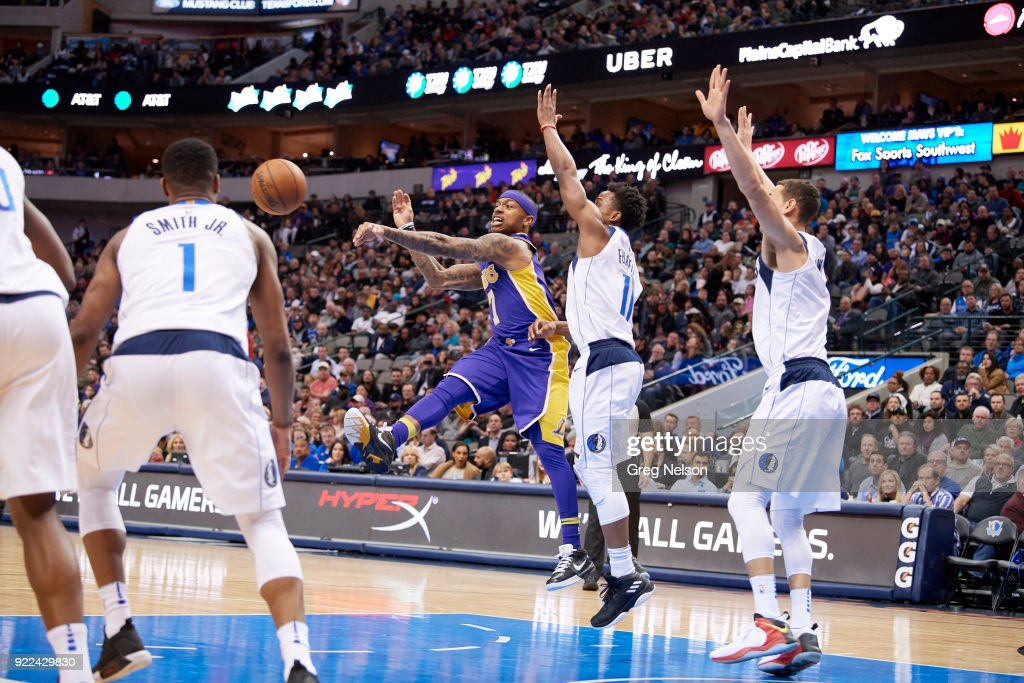 Dallas Mavericks vs Los Angeles Lakers : ニュース写真