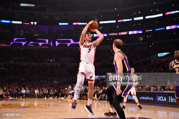 basketball miami heat goran dragic action