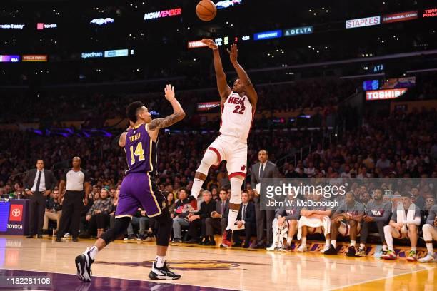 basketball miami heat jimmy burler action