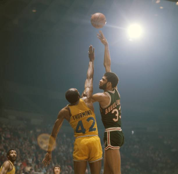 MA: A Look Back At Basketball Legends On The NBA's Opening Day