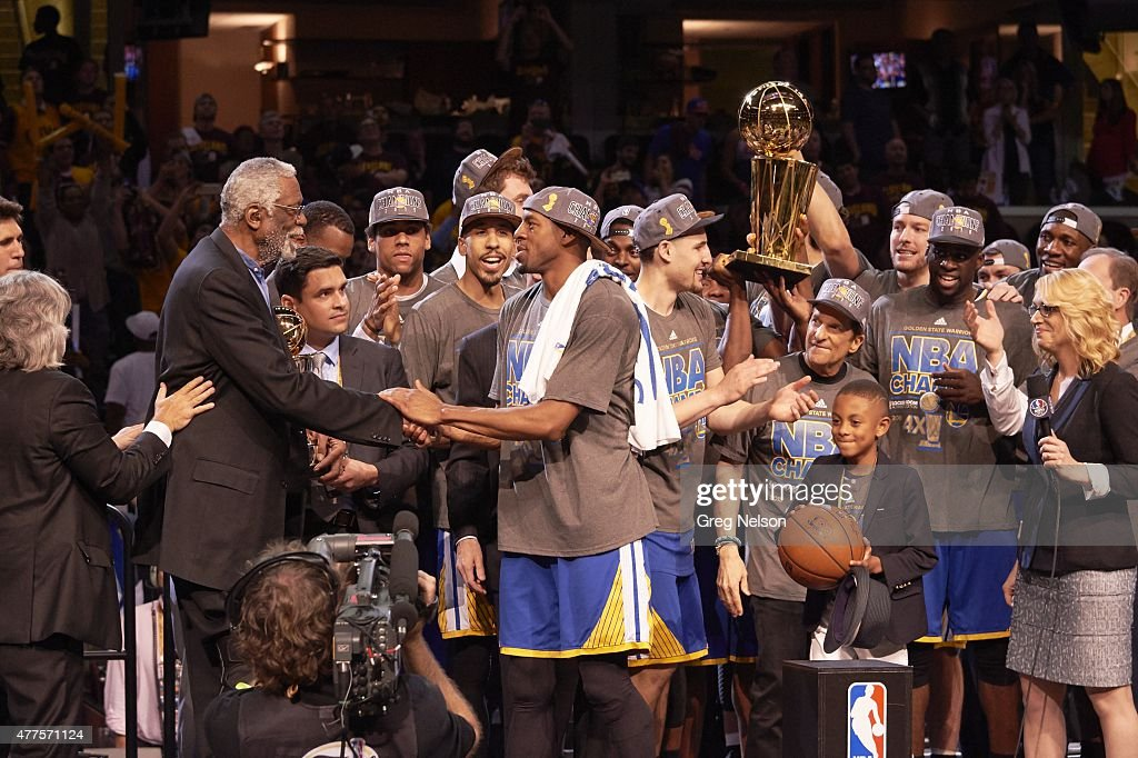 Cleveland Cavaliers vs Golden State Warriors, 2015 NBA Finals : News Photo
