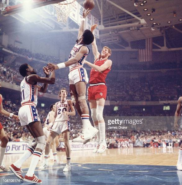 Portland Trail Blazers Bill Walton In Action Vs