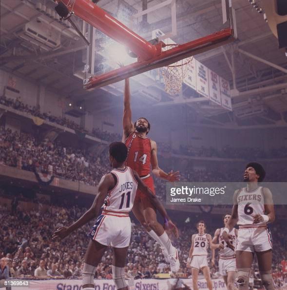 Portland Trail Blazers Last 5 Games: Portland Trail Blazers Lionel Hollins, 1977 NBA Finals
