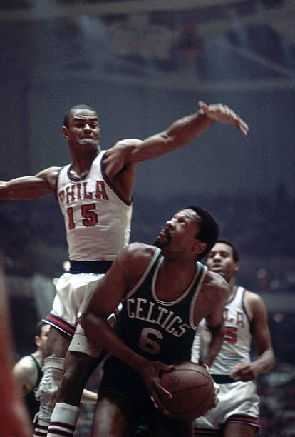 Resultado de imagen de celtics 76ers playoffs 1968