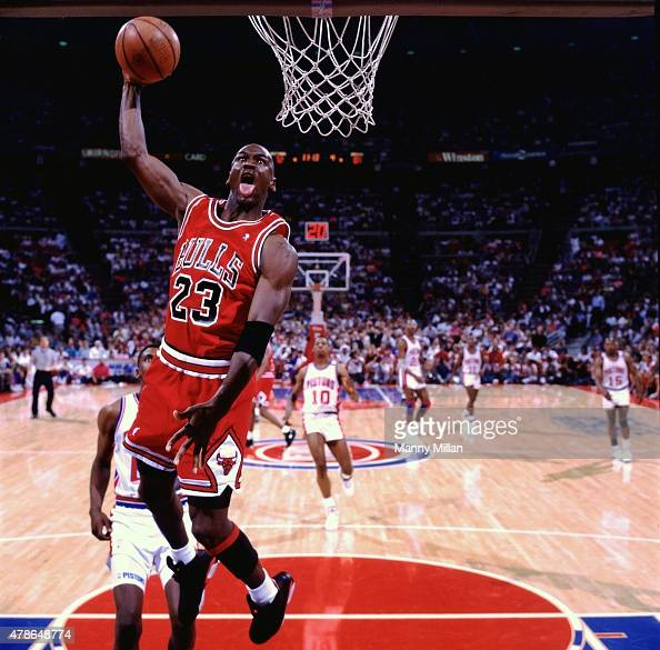 Detroit Pistons vs Chicago Bulls, 1991 NBA Eastern Conference Finals Pictures | Getty Images