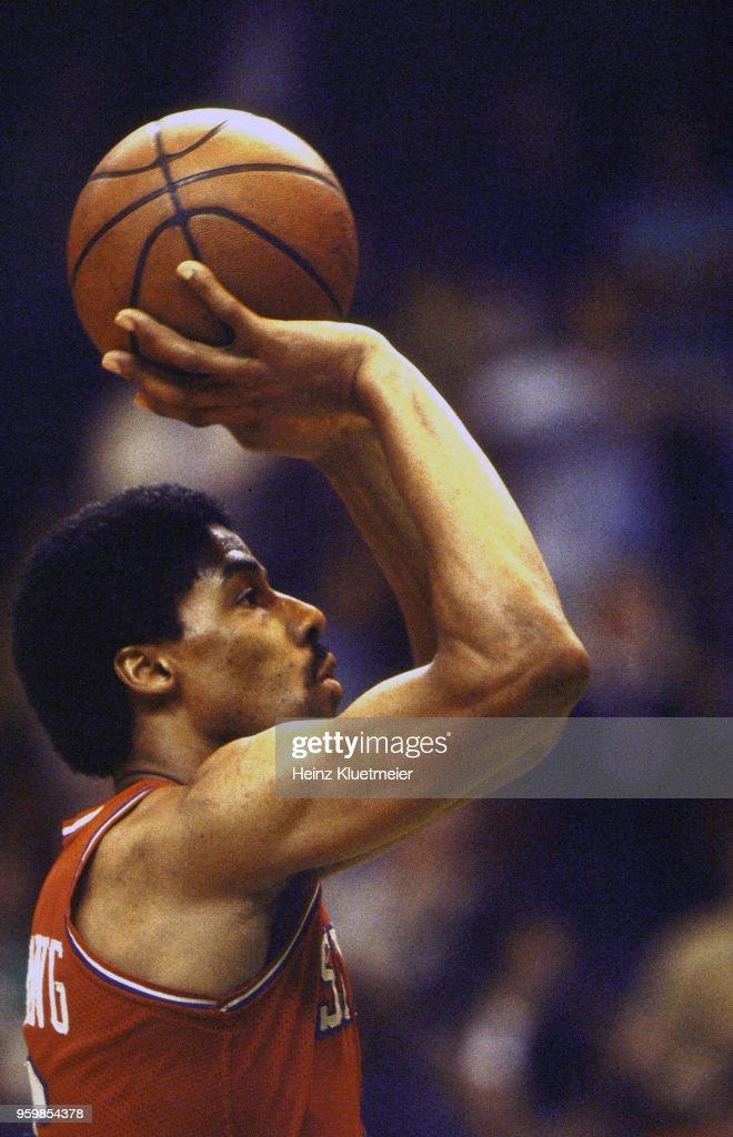 Boston Celtics Vs Philadelphia 76ers 1982 NBA Eastern Conference Finals News Photo