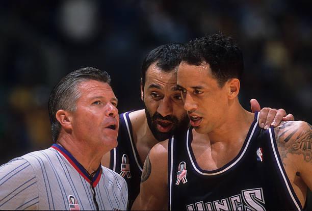Los Angeles Lakers vs Sacramento Kings, 2002 NBA Western ...