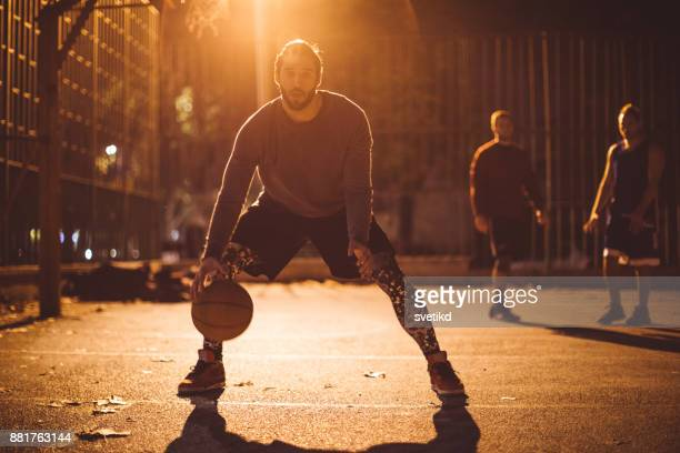 Basketball never stops