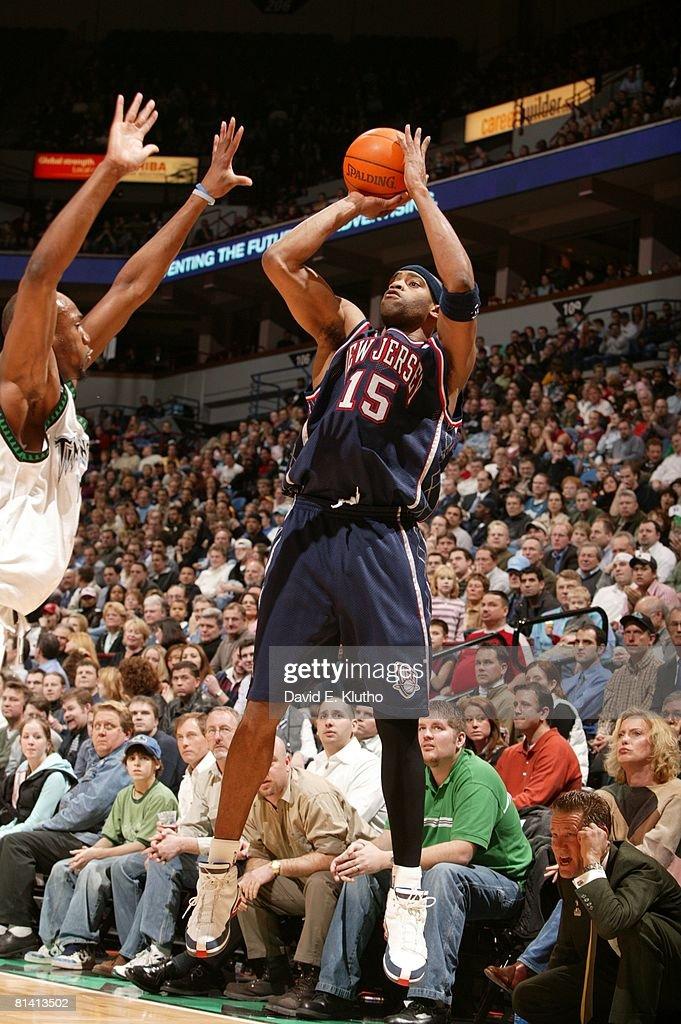 d33fd8f82d0 New Jersey Nets Vince Carter...   News Photo