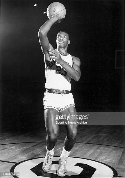 NBA Basketball Oscar Robertson was a three time AllAmerican at Cincinnati University He was a member of the 1960 Olympic team 1961 NBA rookie of the...