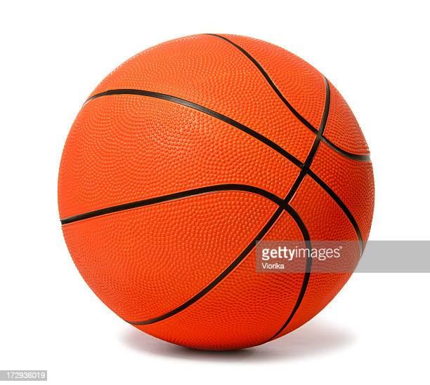 Basketball (weiß