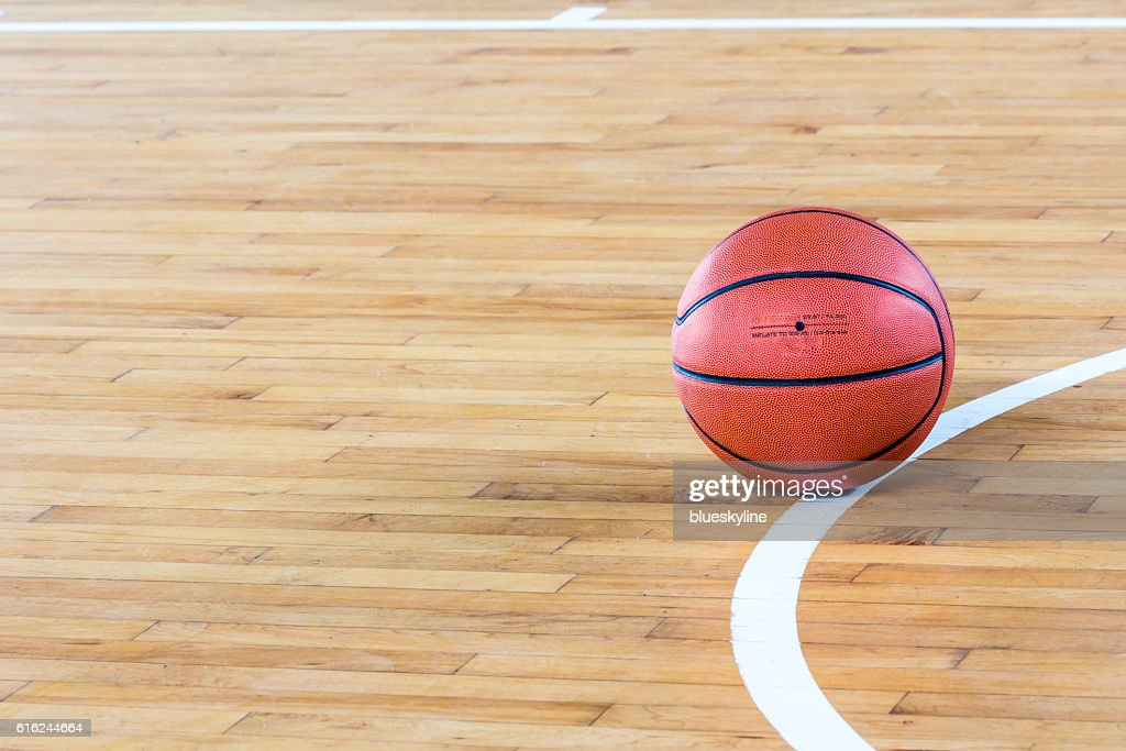 Basketball  : Stock-Foto