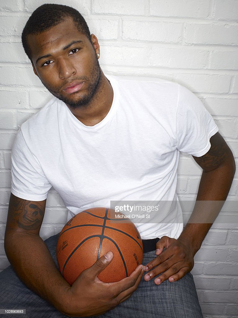 DeMarcus Cousins, Sports Illustrated, July 5, 2010