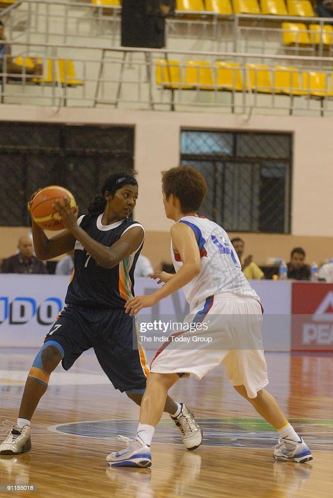23rd FIBA Asia Women Championship : News Photo