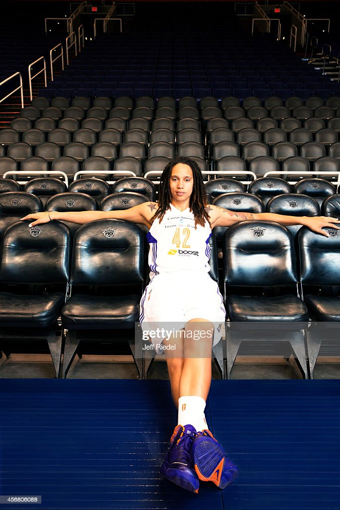 Brittney Griner, People Magazine, May 26, 2014