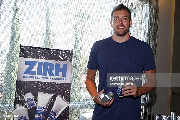 Basketball player David Lee attends the GBK PreESPY lounge held at the Andaz Hotel on July 13 2015 in Los Angeles California