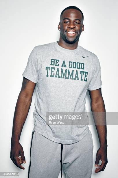 Basketball player Draymond Green is photographed inside the ESPY Gifting Suite on July 14 2015 in Los Angeles California