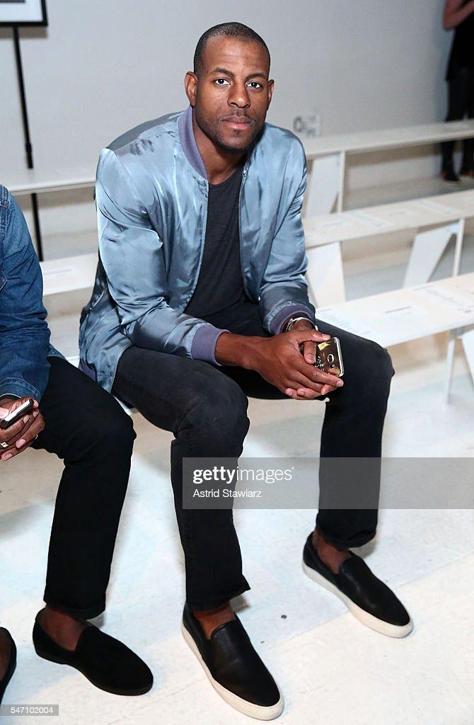 Rochambeau - Front Row - New York Fashion Week: Men's S/S 2017
