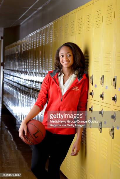 Basketball player Gloria Bates is a top scholar athlete at Orange Lutheran High School and is one of OC Family's Whiz Kids for 2016 INFORMATION...