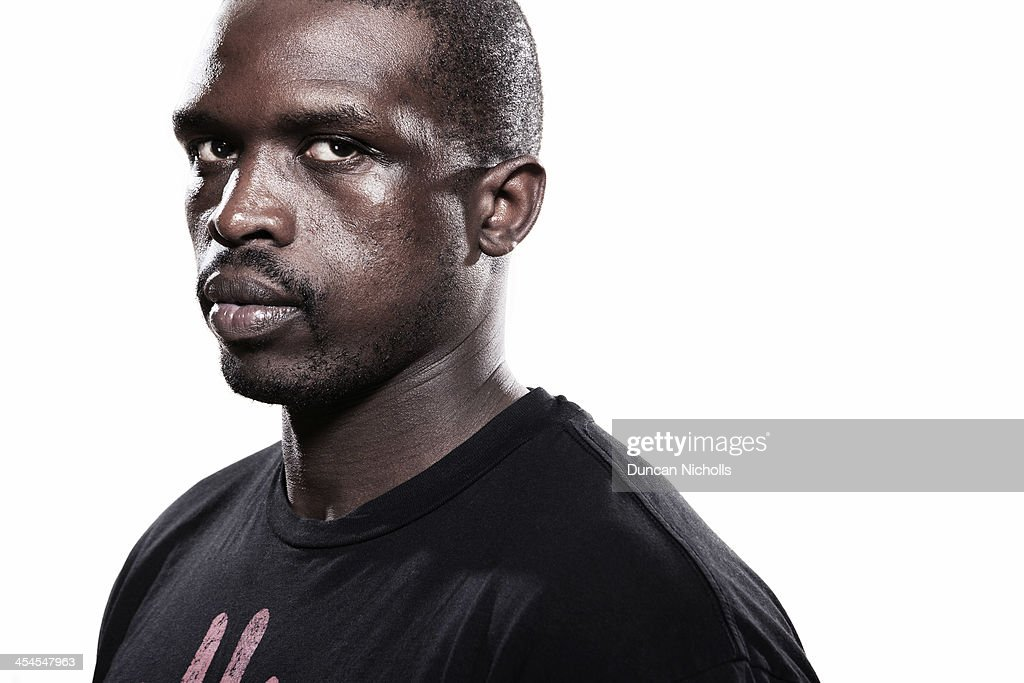 Luol Deng, Portrait shoot, July 27, 2011