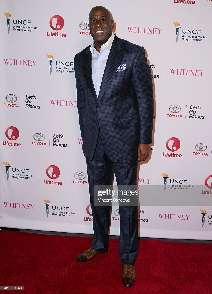 "Red Carpet World Premiere Of Lifetime's ""Whitney"""