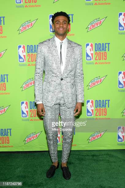 Basketball player Nickeil AlexanderWalker attends the 2019 NBA Draft at Barclays Center on June 20 2019 in New York City