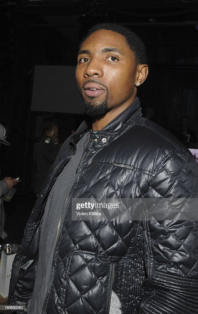 Basketball player Roger Mason Jr attends Greenhouse And Talent Resources Sports Host Super Sunday NOLA After Party at Jax Brewery on February 3, 2013 in New Orleans, Louisiana.